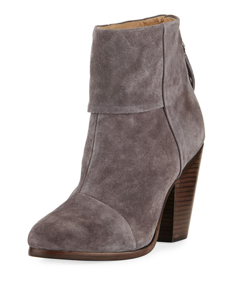 Rag & Bone Newbury Suede Ankle Boot