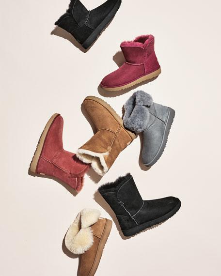 Classic Cuff Mini Boot