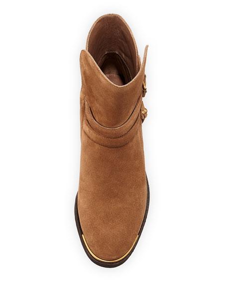 Kelby Suede Jodhpur Boot