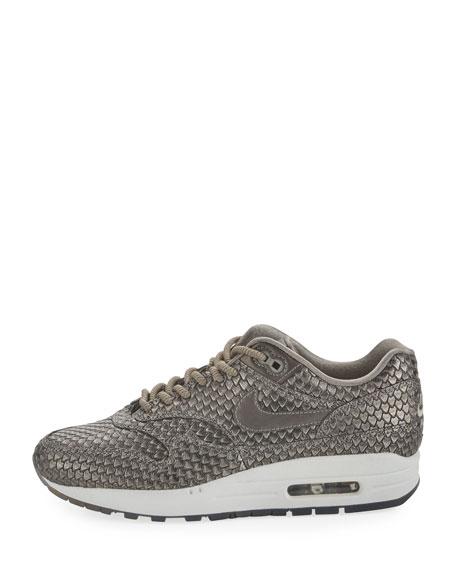Air Max 1 Premium Leather Sneaker