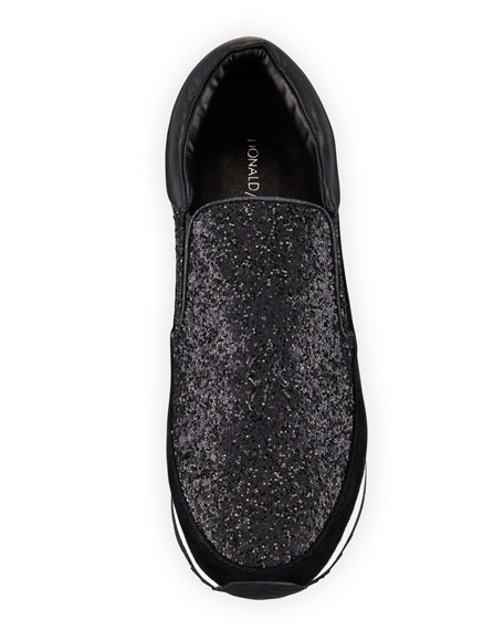 Ronie Special Glitter Two-Tone Sneaker