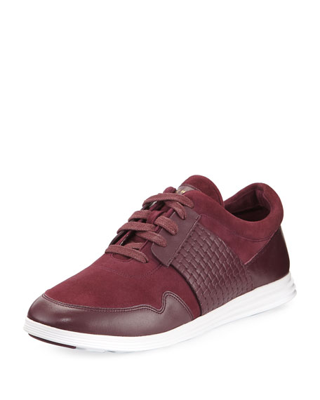 Cole Haan Misha Grand Sport Oxford Sneaker, Dark