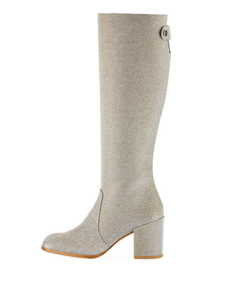 Suburb Sparkle Knee Boot