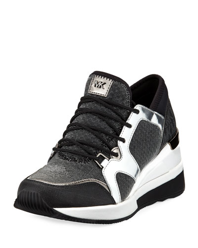 Scout Fabric Logo Trainer Sneaker