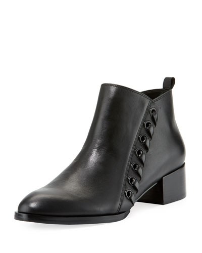Avea Whipstitch Ankle Bootie