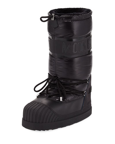 Venus Nylon Laced Moon Boot