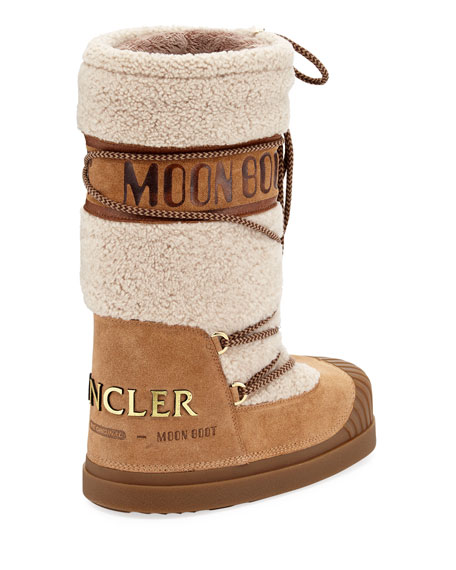 Venus Shearling Fur Moon Boot
