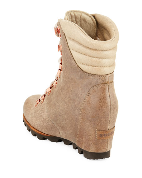 Conquest Wedge Holiday Bootie, Beach