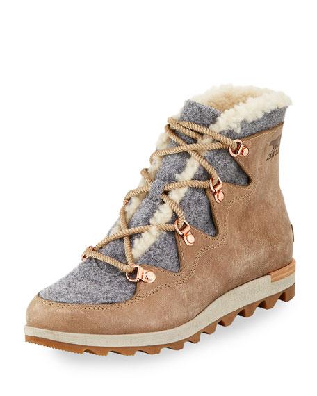 Sorel Sneak Chic Alpine Holiday Boot Neiman Marcus