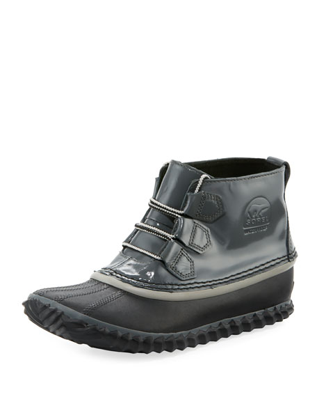 Sorel Out N About Rain Duck Ankle Bootie