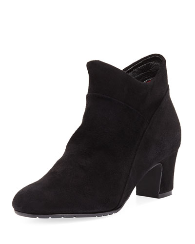 Mallia Sacchetto Comfort Boot, Black