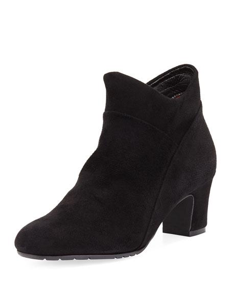 Mallia Sacchetto Comfort Boots, Black