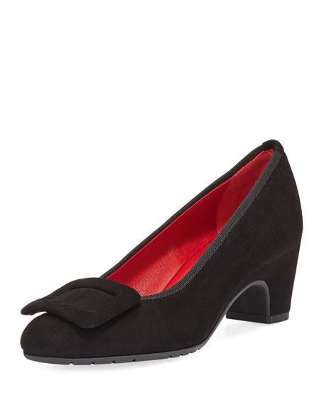 Hanny Sacchetto Comfort Pump, Black