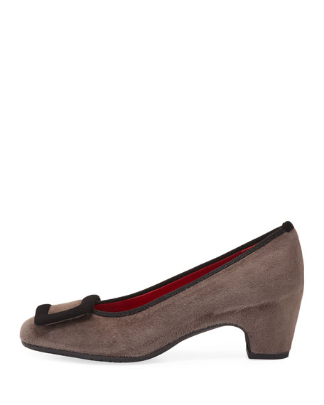 Hanny Sacchetto Comfort Pump, Brown