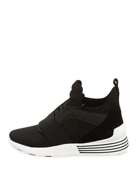 Braydin High-Top Trainer Sneaker