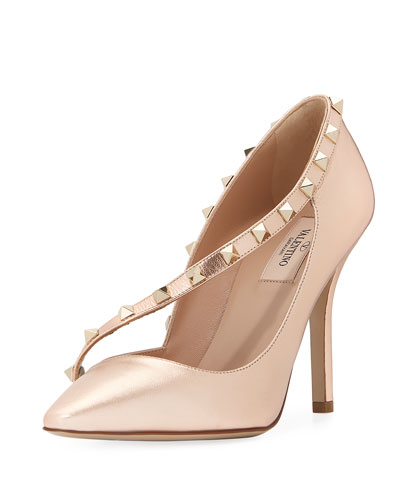 Rockstud Asymmetric 105mm Pump