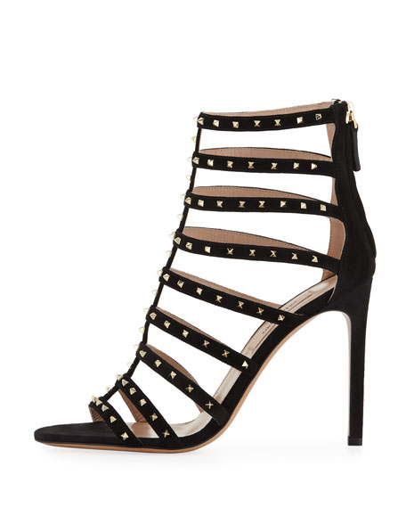 Lovestuds Caged 105mm Sandal