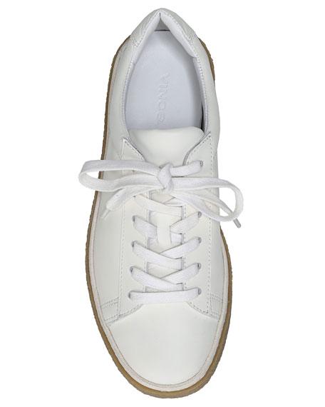 Neela Leather Platform Sneaker
