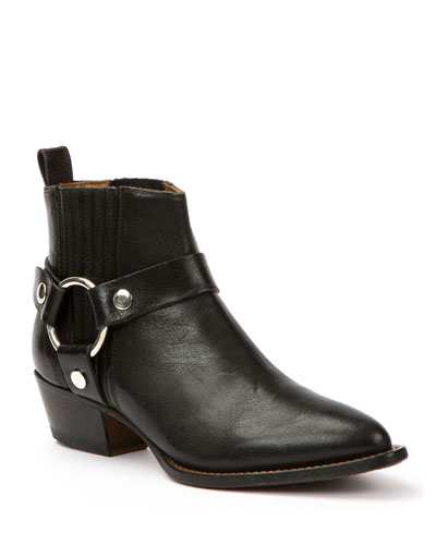 Modern Harness Chelsea Boot