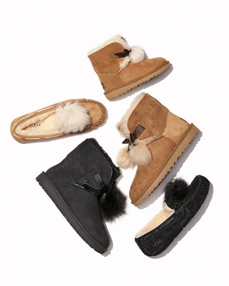 Gita Mini Pompom Boot