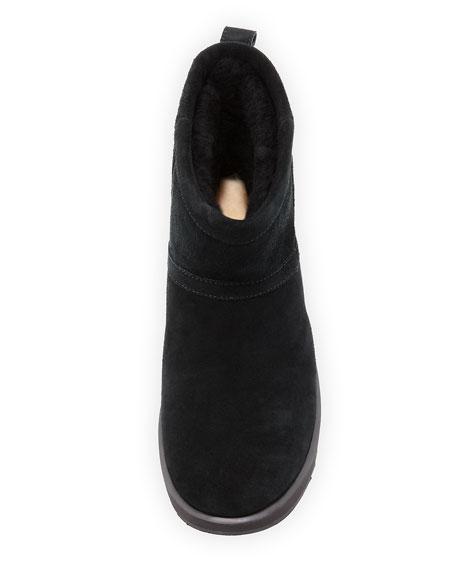 Classic Mini Waterproof Suede Boot