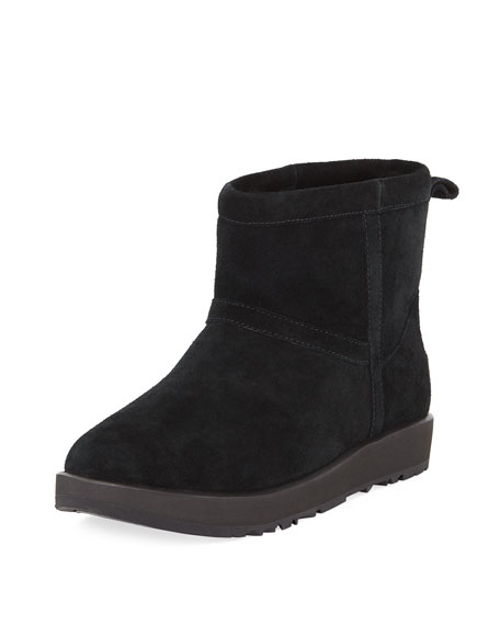 UGG Classic Mini Waterproof Suede Boot