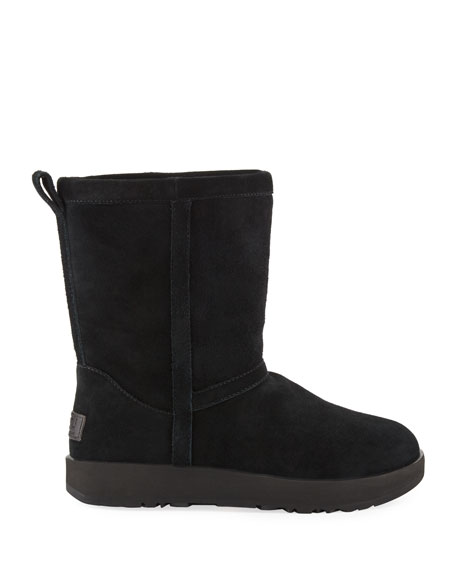 Classic Water-Resistant Short Boot