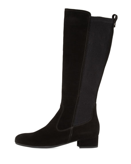 Jaydon Knee-High Stretch Boot