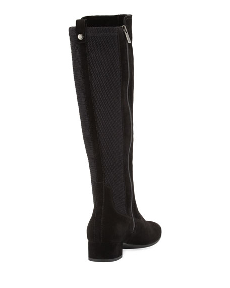 Jaydon Knee-High Stretch Boot