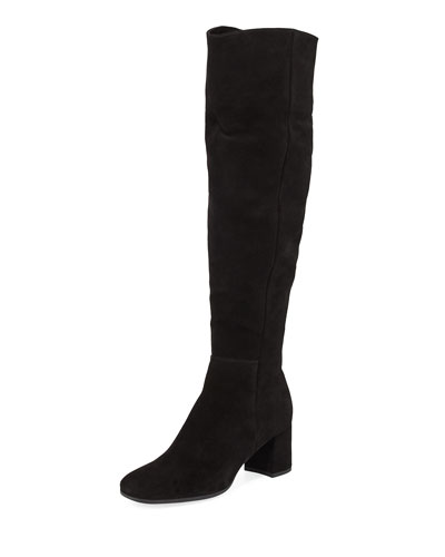 Jen Suede Over-the-Knee Boot