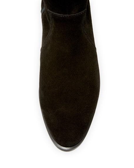 Secret Suede Over-the-Knee Boot