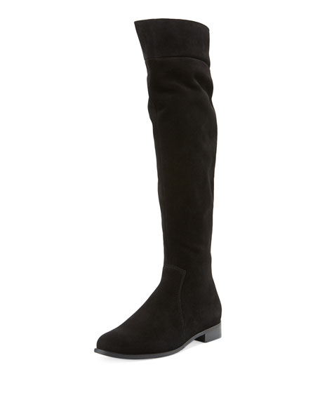 La Canadienne Secret Suede Over-the-Knee Boot