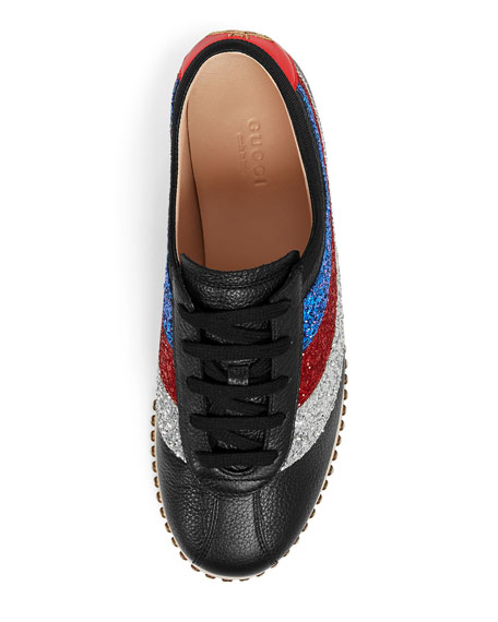 Falacer Leather Trainer