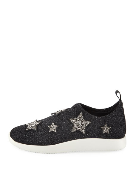 Single Star Sparkle Sneaker
