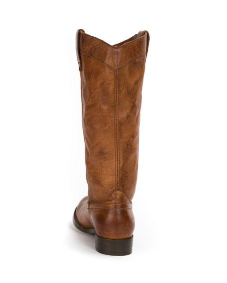 Melissa Pull-On Distressed Boot