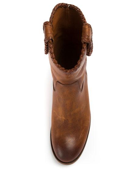 Melissa Whipstitch Short Boot