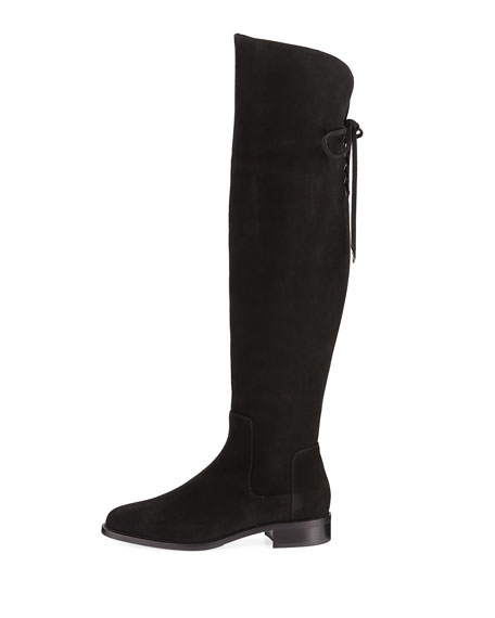Nicki Over-The-Knee Suede Boot
