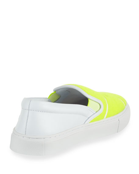 Tennis Felt Leather Skate Sneakers