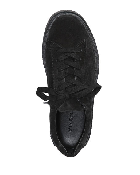 Neela Lace-Up Platform Sneaker
