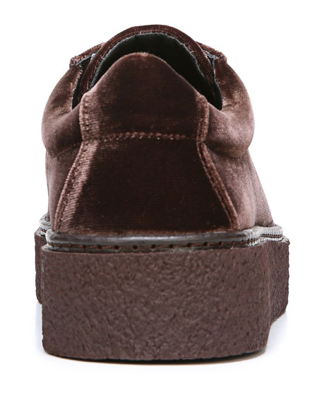 Neela Lace-Up Platform Sneaker