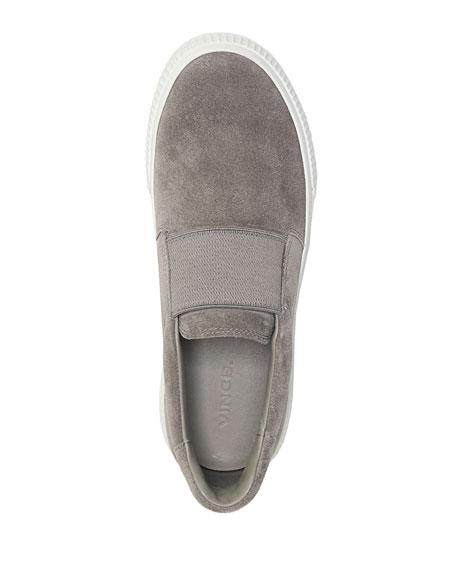Kirkland Suede Skate Sneaker