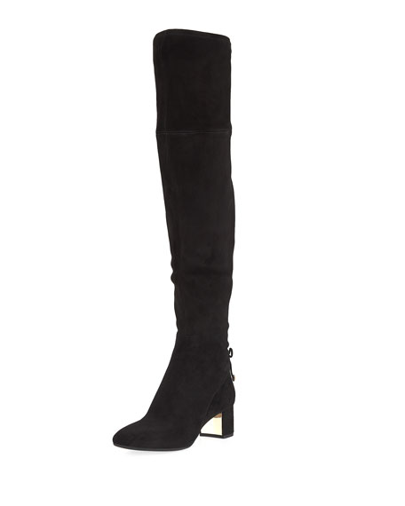 Tory Burch Laila 45mm Over-The-Knee Boot