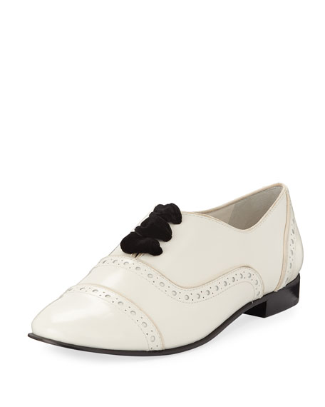 Tory Burch Haverford Lace-Up Oxford