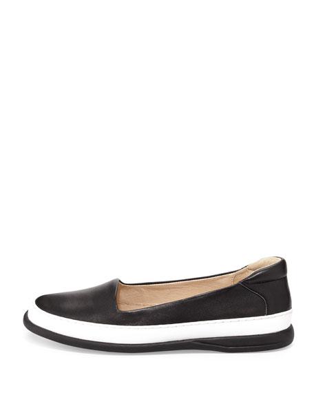 Fressa Leather Slip-On Sneaker