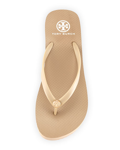 Rubber Wedge Flip-Flop