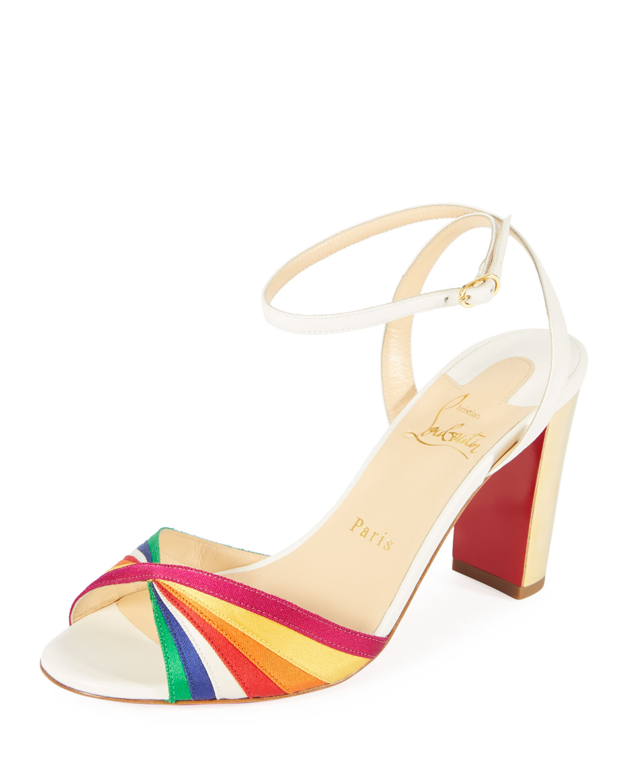 chaussure louboutin basse