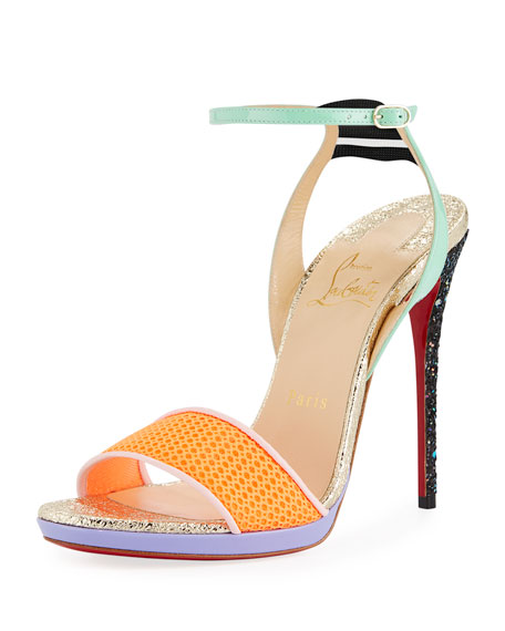 Discoport 120mm Red Sole Sandal