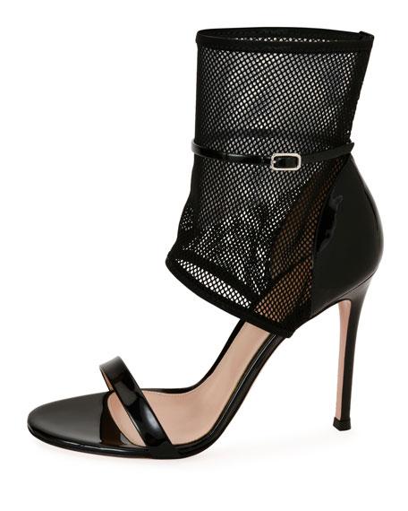 Patent Net Ankle-Cuff 105mm Sandal