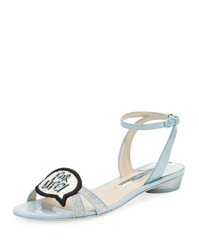 Wifey for Lifey Ellen Bridal Sandal