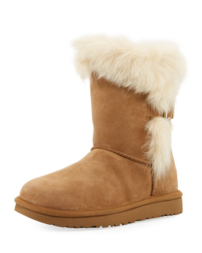Deena Short Shearling Boot